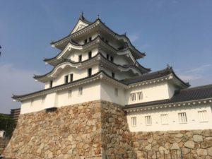 城か神社か・・・
